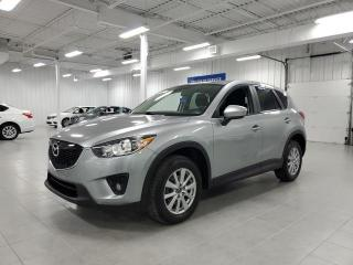 Used 2015 Mazda CX-5 GS - TOIT OUVRANT + CAMERA DE RECUL + JANTES !!! for sale in Saint-Eustache, QC
