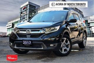 Used 2017 Honda CR-V EX AWD Lowest Kms in Ontario | No Accident| Dealer for sale in Thornhill, ON