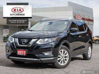 Used 2017 Nissan Rogue SV AWD CVT for sale in Kitchener, ON