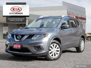 Used 2016 Nissan Rogue S AWD CVT for sale in Kitchener, ON