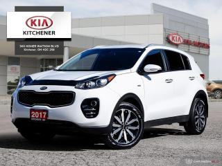 Used 2017 Kia Sportage EX AWD CARFAX CLEAN!!! for sale in Kitchener, ON