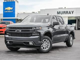 New 2021 Chevrolet Silverado 1500 RST for sale in Winnipeg, MB