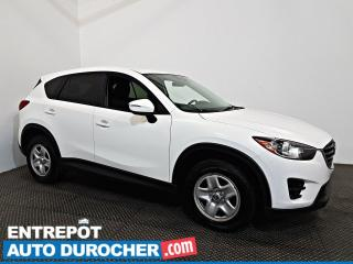 Used 2016 Mazda CX-5 GX AIR CLIMATISÉ - Groupe Électrique for sale in Laval, QC