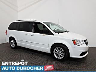 Used 2015 Dodge Grand Caravan SXT Automatique - A/C - 7 Passagers for sale in Laval, QC