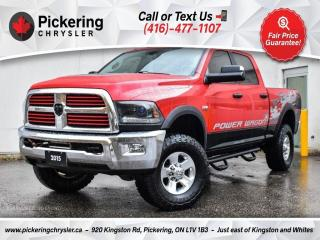 Used 2015 RAM 2500 Power Wagon for sale in Pickering, ON