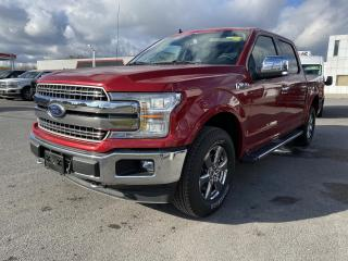 New 2020 Ford F-150 4x4 Supercrew-145 for sale in Kingston, ON