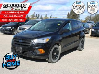 Used 2017 Ford Escape S - Bluetooth for sale in Selkirk, MB