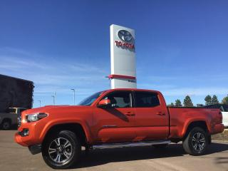 Used 2016 Toyota Tacoma TRD Sport for sale in Moncton, NB