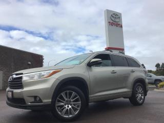 Used 2016 Toyota Highlander XLE for sale in Moncton, NB