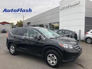 Used 2014 Honda CR-V LX FWD *Bluetooth *Caméra de recul *A/C for sale in Saint-Hubert, QC