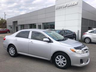 Used 2012 Toyota Corolla A/C *Cruise *Sieges-Chauffan/Heated-Seats for sale in Saint-Hubert, QC