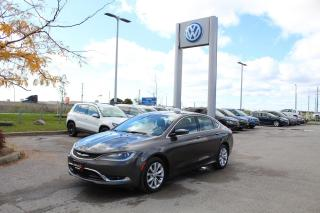 Used 2015 Chrysler 200 2.4L C FWD for sale in Whitby, ON