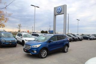 Used 2018 Ford Escape 2.0l Titanium for sale in Whitby, ON