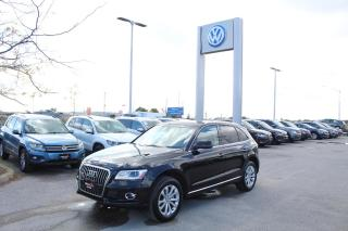 Used 2015 Audi Q5 2.0T Progressiv for sale in Whitby, ON