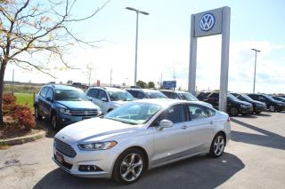 Used 2013 Ford Fusion 1.6L SE FWD for sale in Whitby, ON