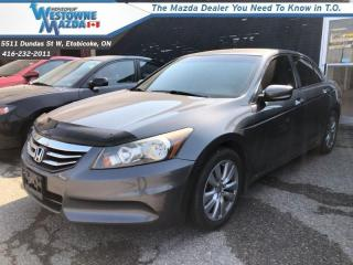 Used 2011 Honda Accord Sedan EX  - Sunroof -  Bluetooth for sale in Toronto, ON