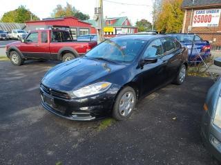 Used 2013 Dodge Dart SE/AERO for sale in Oshwa, ON