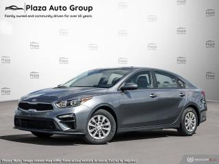 New 2021 Kia Forte LX | BackUp Cam | Apple Airplay | Fuel Efficient for sale in Orillia, ON