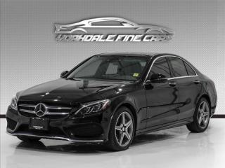 Used 2016 Mercedes-Benz C-Class Sold sold , Navi, 360Cam, PanoRoof, Distronic+, Intell Drive for sale in Concord, ON