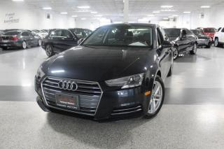 Used 2017 Audi A4 NO ACCIDENTS I LEATHER I SUNROOF I HEATED SEATS I BLUETOOTH for sale in Mississauga, ON