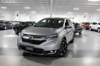 Used 2017 Honda CR-V NO ACCIDENTS I NAVIGATION I LEATHER I SUNROOF I BLINDSPOT for sale in Mississauga, ON