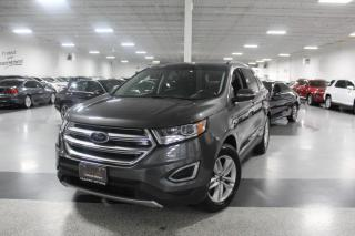 Used 2017 Ford Edge SEL AWD I NO ACCIDENTS I BIG SCREEN I HEATED SEATS I REARCAM for sale in Mississauga, ON