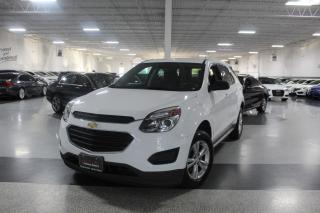 Used 2017 Chevrolet Equinox LS NO ACCIDENTS I REAR CAM I POWER OPTIONS I BLUETOOTH for sale in Mississauga, ON