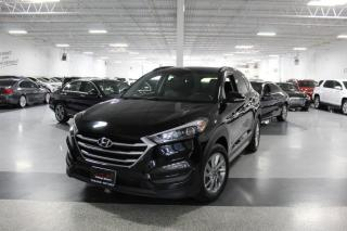 Used 2018 Hyundai Tucson AWD NO ACCIDENTS I LEATHER I PANOROOF I REAR CAM I BT I for sale in Mississauga, ON