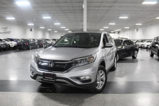Used 2016 Honda CR-V AWD EX I SUNROOF I REAR CAM I HEATED SEATS I BLINDSPOT I BT for sale in Mississauga, ON