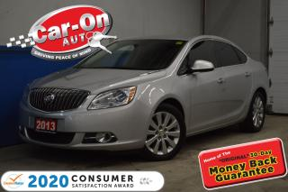Used 2013 Buick Verano ONE OWNER SUPER CLEAN | REMOTE STARTER for sale in Ottawa, ON