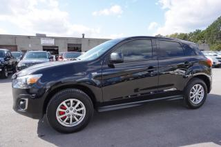 Used 2013 Mitsubishi RVR SE 4WD CERTIFIED 2YR WARRANTY *FREE ACCIDENT* BLUETOOTH HEATED SEATS CRUISE ALLOYS for sale in Milton, ON