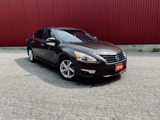 Used 2014 Nissan Altima 2.5 SL, LEATHER, NAVI, SUNROOF, BACK-UP CAM for sale in Scarborough, ON