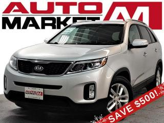 Used 2014 Kia Sorento LX Certified! Heated Seats! We Approve All Credit! for sale in Guelph, ON