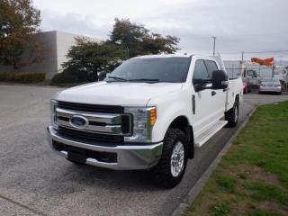 Used 2017 Ford F-350 SD XLT Crew Cab 4WD with Tommy Gate for sale in Burnaby, BC