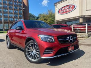 Used 2017 Mercedes-Benz GL-Class GLC43 AMG CLEAN CARFAX 385HP  NAVI   CAM   PANO   4 MATIC for sale in Scarborough, ON