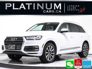 Used 2017 Audi Q7 3.0T Quattro Premium Plus, 7 PASS, NAV, 360, BOSE for sale in Toronto, ON