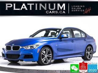 Used 2017 BMW 3 Series 340i xDrive, AWD, M-SPORT, NAV, CAM, HARMAN KARDON for sale in Toronto, ON