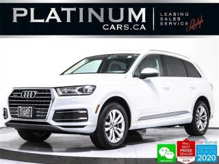 Used 2017 Audi Q7 3.0T Quattro Premium Plus, 7 PASS, NAV, 360, VENT for sale in Toronto, ON