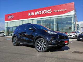 Used 2018 Kia Sportage EX TECH | AWD | CLEAN CARFAX | NAV | PANO ROOF for sale in Georgetown, ON