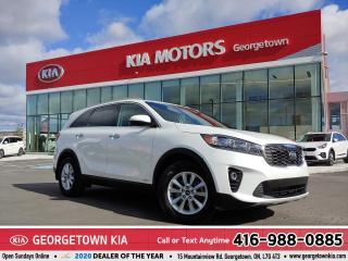 Used 2019 Kia Sorento EX 2.4 | AWD | CLEAN CARFX | 7 PASS | BU CAM | 50K for sale in Georgetown, ON