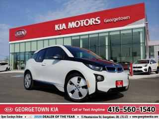 Used 2017 BMW i3 I3 | CLEAN CARFX | NAVI | B/TOOTH | 45K | P/SENSOR for sale in Georgetown, ON