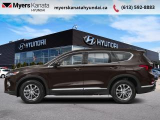 New 2020 Hyundai Santa Fe 2.4L Preferred AWD w/Sunroof  - $234 B/W for sale in Kanata, ON