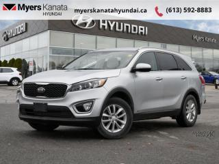 Used 2017 Kia Sorento LX  - $129 B/W for sale in Kanata, ON