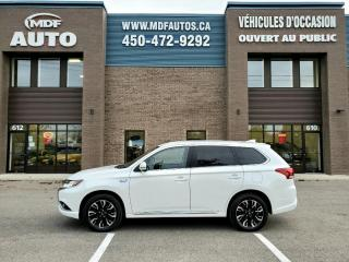 Used 2018 Mitsubishi Outlander Phev SE S-AWC for sale in St-Eustache, QC