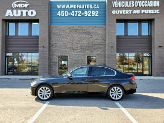 Used 2014 BMW 3 Series Berline 4 portes 320i xDrive Premium for sale in St-Eustache, QC