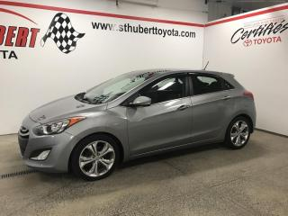 Used 2013 Hyundai Elantra GT NAVIGATION, SE w-Tech Pkg for sale in St-Hubert, QC