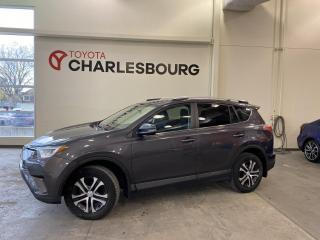 Used 2016 Toyota RAV4 LE - AWD - SIÈGES CHAUFFANTS for sale in Québec, QC