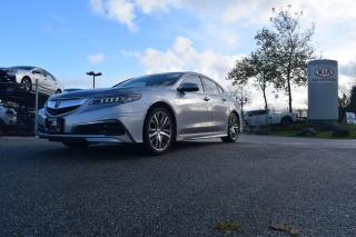 Used 2015 Acura TLX Tech for sale in Coquitlam, BC