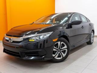 Used 2016 Honda Civic DX BLUETOOTH CAMÉRA RECUL *100% APPROUVÉ* for sale in St-Jérôme, QC