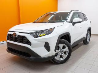 Used 2019 Toyota RAV4 LE AWD CAMÉRA *ALERTES ANGLES MORTS / CHANG VOIE* for sale in St-Jérôme, QC